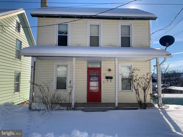 334 Lincoln Street, DUNCANNON, PA 17020 (#PAPY2000010) :: The Joy Daniels Real Estate Group