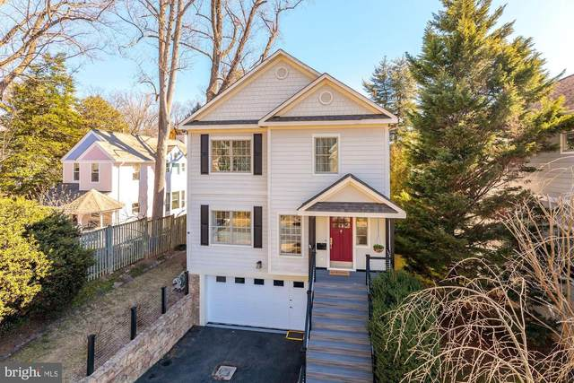 2371 N Edgewood Street, ARLINGTON, VA 22207 (#VAAR2000144) :: The Riffle Group of Keller Williams Select Realtors
