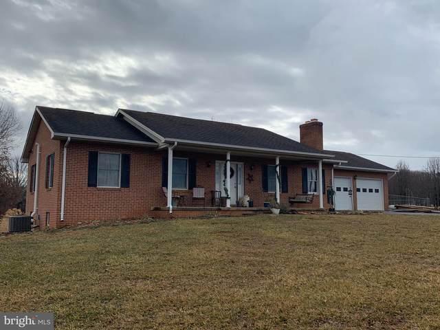 771 Parkview Estates Road, LURAY, VA 22835 (#VAPA2000002) :: The Riffle Group of Keller Williams Select Realtors