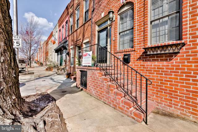 1133 S Clinton Street, BALTIMORE, MD 21224 (#MDBA2000330) :: The Riffle Group of Keller Williams Select Realtors