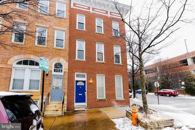 1530 E Baltimore Street, BALTIMORE, MD 21231 (#MDBA2000334) :: Crossman & Co. Real Estate