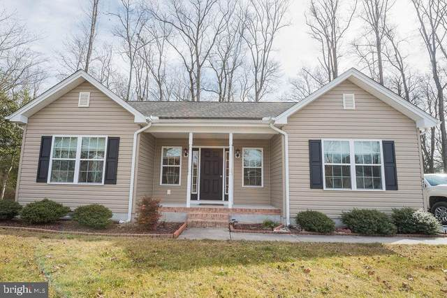 9423 Amber Ridge Drive, DELMAR, MD 21875 (#MDWC2000028) :: BayShore Group of Northrop Realty