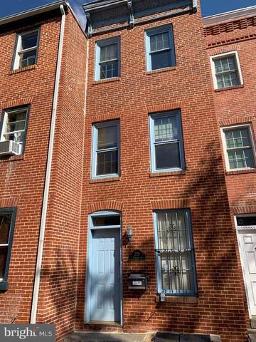 229 S Fremont Avenue, BALTIMORE, MD 21230 (#MDBA2000346) :: Network Realty Group
