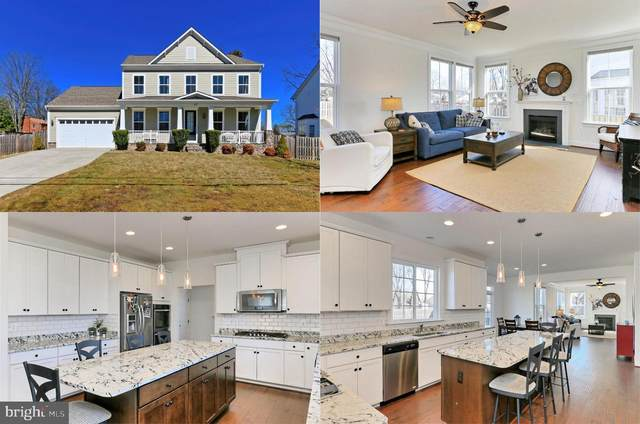 447 Knoll Street NW, VIENNA, VA 22180 (#VAFX2000448) :: Network Realty Group