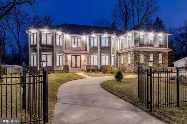 2416 Cedar Lane, VIENNA, VA 22180 (#VAFX2000458) :: Murray & Co. Real Estate