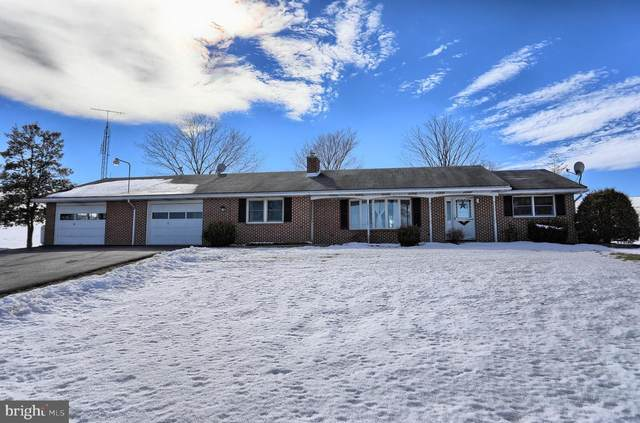 1800 Fort Robinson Road, LOYSVILLE, PA 17047 (#PAPY2000012) :: The Joy Daniels Real Estate Group