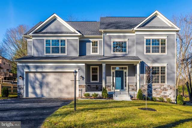 6428 Lakeridge Drive, NEW MARKET, MD 21774 (#MDFR2000102) :: Revol Real Estate