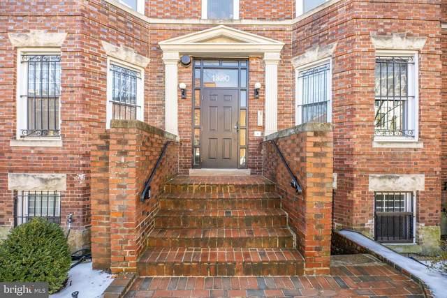 1320 R Street NW #2, WASHINGTON, DC 20009 (#DCDC2000358) :: Dart Homes