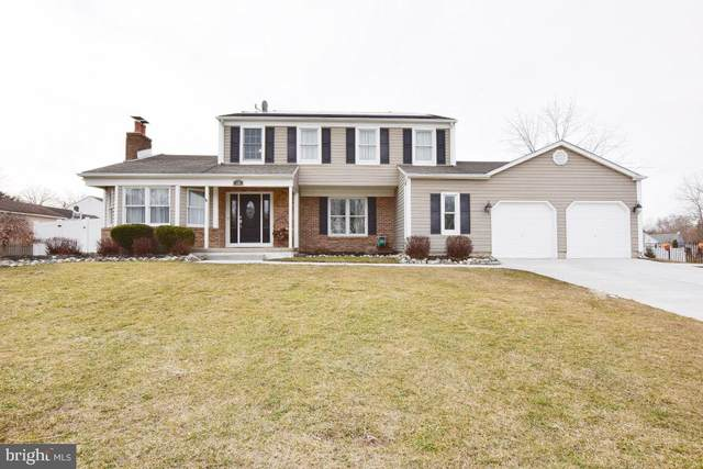 10 Stamford Drive, VOORHEES, NJ 08043 (#NJCD2000160) :: Daunno Realty Services, LLC