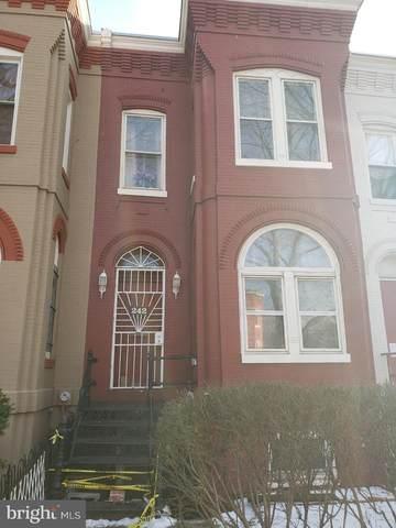 242 P Street NW, WASHINGTON, DC 20001 (#DCDC2000364) :: The Redux Group