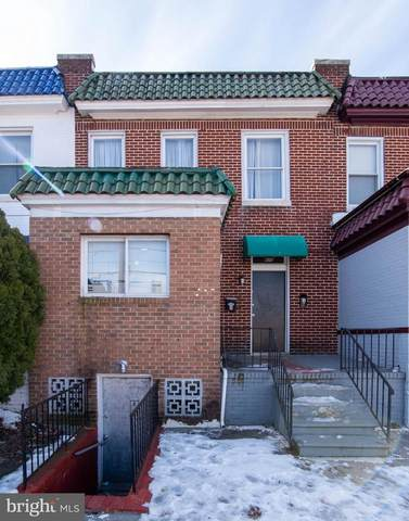 5410 Reisterstown Road, BALTIMORE, MD 21215 (#MDBA2000376) :: AJ Team Realty