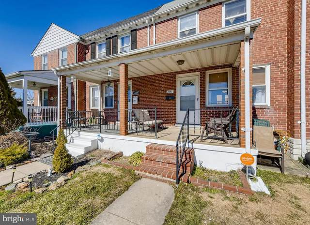 3441 Dunran Road, BALTIMORE, MD 21222 (#MDBC2000222) :: The MD Home Team