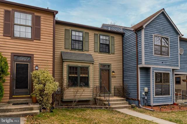 9122 Tymat Court, LAUREL, MD 20723 (#MDHW2000110) :: Network Realty Group