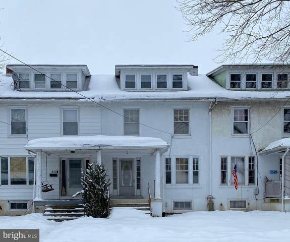 809 Main Street, SHOEMAKERSVILLE, PA 19555 (#PABK2000096) :: Century 21 Dale Realty Co