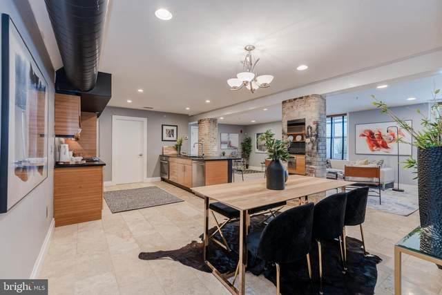1210 Queen Street #2, ALEXANDRIA, VA 22314 (#VAAX2000092) :: Debbie Dogrul Associates - Long and Foster Real Estate
