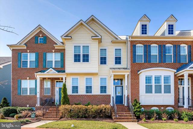 804 Potomac View Parkway, BRUNSWICK, MD 21716 (#MDFR2000116) :: Ultimate Selling Team