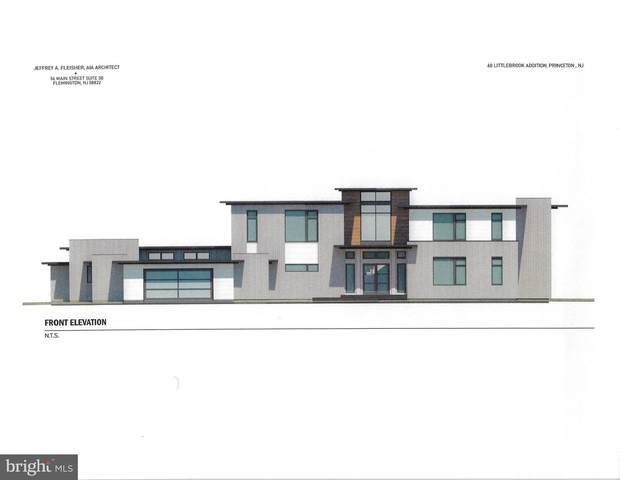 60 Littlebrook Rd N, PRINCETON, NJ 08540 (#NJME2000134) :: Jason Freeby Group at Keller Williams Real Estate
