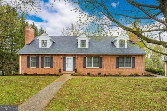 13657 Donnybrook Drive, HAGERSTOWN, MD 21742 (#MDWA2000038) :: The Riffle Group of Keller Williams Select Realtors