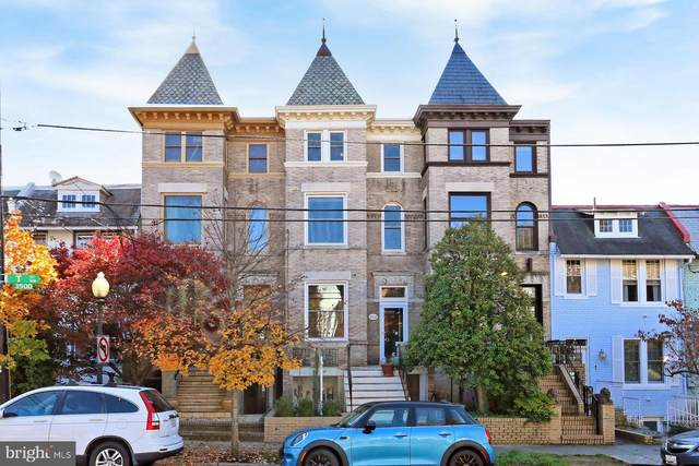 3528 T Street NW, WASHINGTON, DC 20007 (#DCDC2000400) :: Dart Homes
