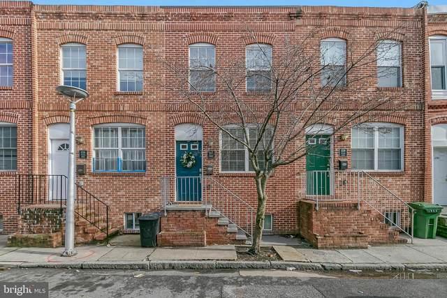 1237 Glyndon Avenue, BALTIMORE, MD 21223 (#MDBA2000410) :: Colgan Real Estate