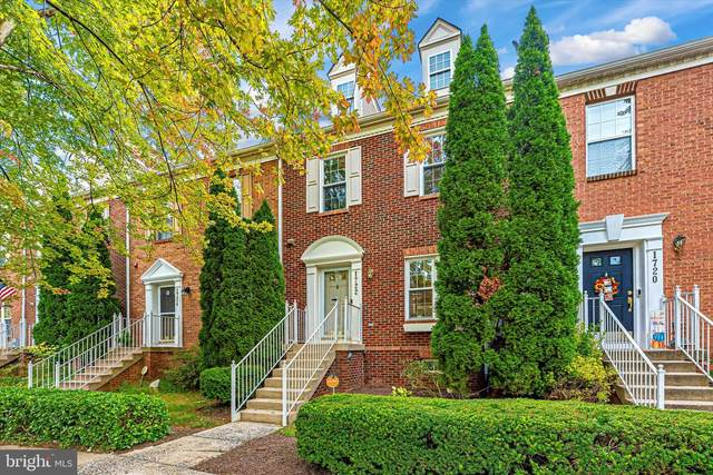 1722 Emory Street, FREDERICK, MD 21701 (#MDFR2000005) :: The Sky Group