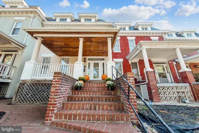 4417 Georgia Avenue NW A & B, WASHINGTON, DC 20011 (#DCDC2000015) :: AJ Team Realty