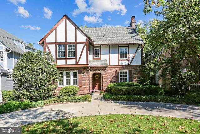 6313 Broad Branch Road, CHEVY CHASE, MD 20815 (#MDMC2000033) :: The Miller Team