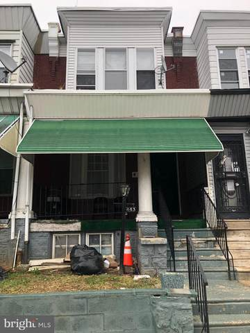 443 S 62ND Street, PHILADELPHIA, PA 19143 (#PAPH2000063) :: The Mike Coleman Team