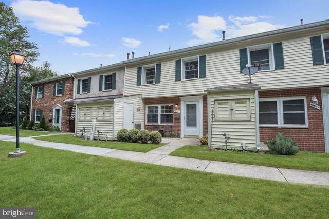 9655 Homestead Court K, LAUREL, MD 20723 (#MDHW2000015) :: ExecuHome Realty