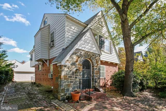 1409 N Wakefield Street, ARLINGTON, VA 22207 (#VAAR2000015) :: Pearson Smith Realty