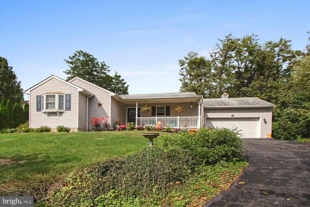 820 York, MOUNT WOLF, PA 17347 (#PAYK2000031) :: McClain-Williamson Realty, LLC.