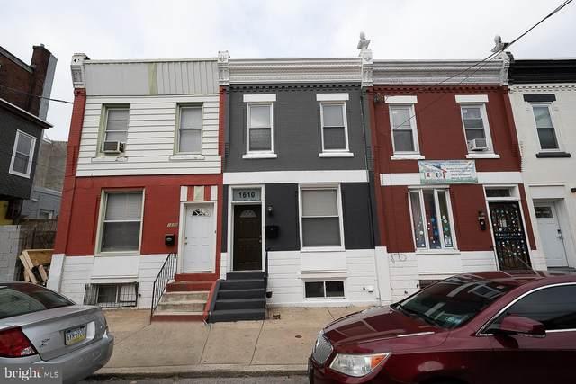 1610 N 28TH, PHILADELPHIA, PA 19121 (#PAPH2000169) :: Keller Williams Real Estate