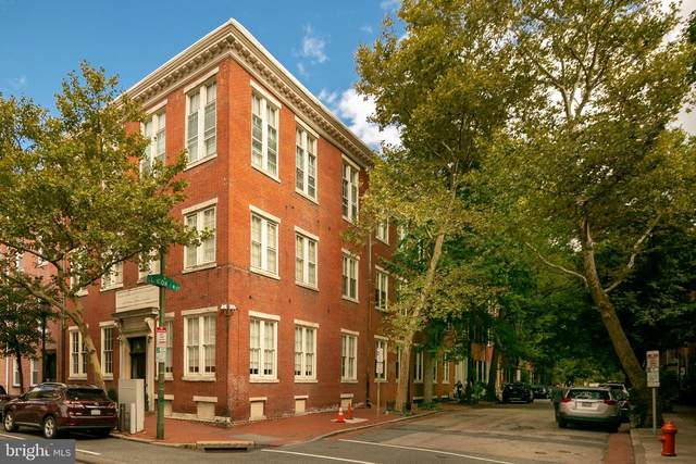 1023 Clinton Street #203, PHILADELPHIA, PA 19107 (#PAPH2000181) :: Tom Toole Sales Group at RE/MAX Main Line