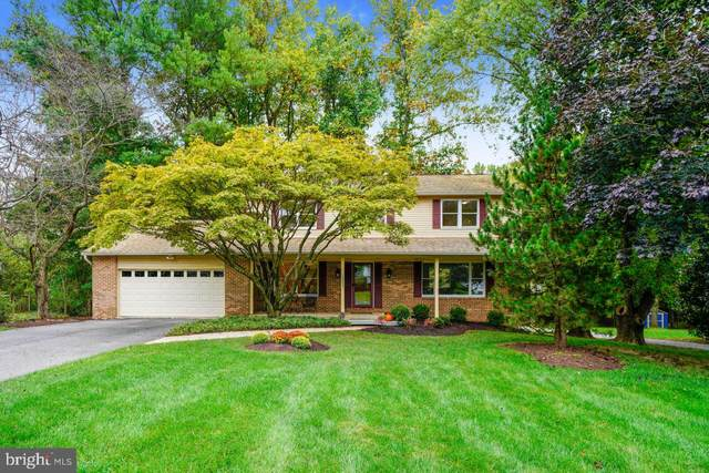 10045 Waterford Drive, ELLICOTT CITY, MD 21042 (#MDHW2000021) :: Revol Real Estate