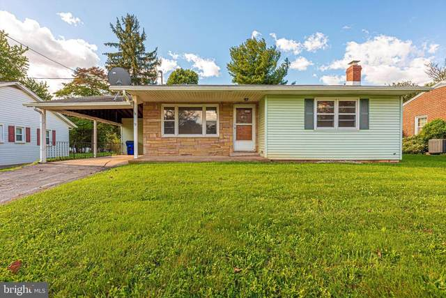 12 Mountain View Place, THURMONT, MD 21788 (#MDFR2000031) :: The Maryland Group of Long & Foster Real Estate