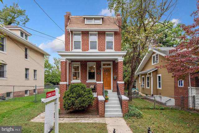 1613 25TH Street SE, WASHINGTON, DC 20020 (#DCDC2000187) :: CENTURY 21 Core Partners