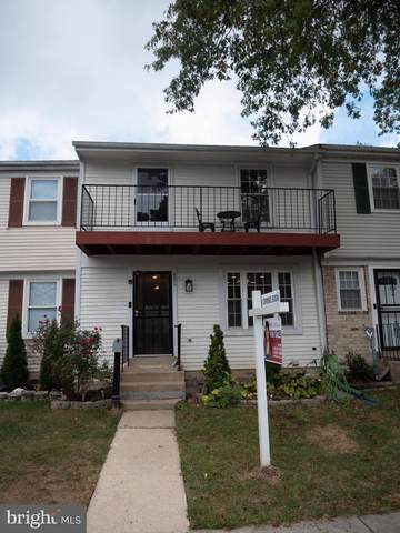 8423 Snowden Oaks Place, LAUREL, MD 20708 (#MDPG2000103) :: The Gus Anthony Team