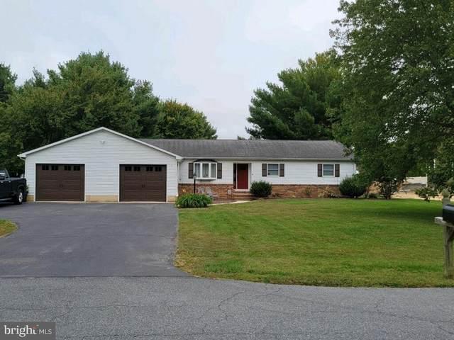 114 Meyers Drive, CAMDEN WYOMING, DE 19934 (#DEKT2000039) :: Your Home Realty