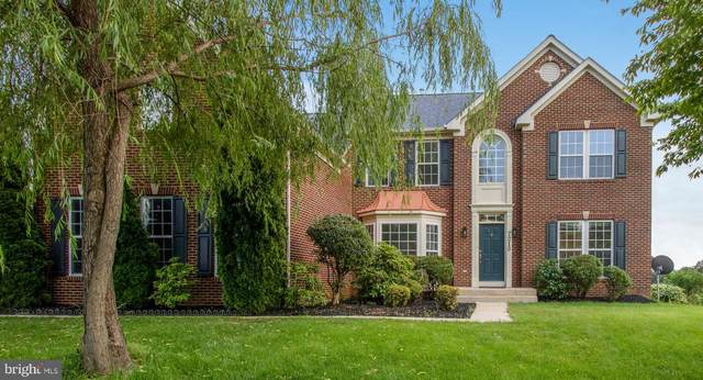 7210 Antares Drive, GAITHERSBURG, MD 20879 (#MDMC2000478) :: ExecuHome Realty