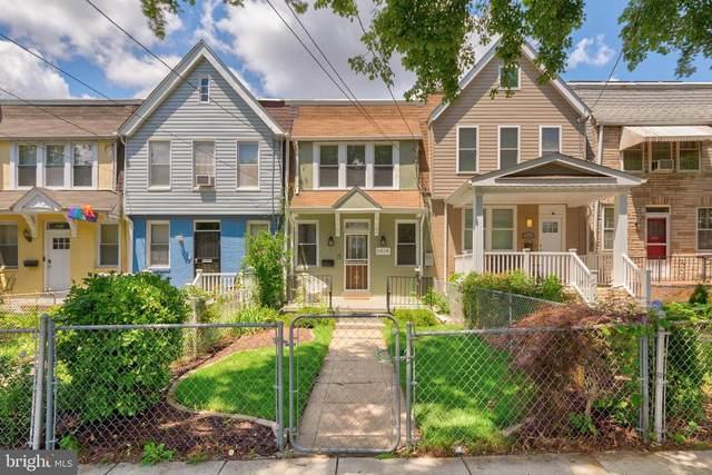 2818 6TH Street NE, WASHINGTON, DC 20017 (#DCDC2000436) :: Bowers Realty Group