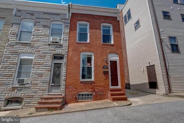 3308 Schuck Street, BALTIMORE, MD 21224 (#MDBA2000446) :: Sunrise Home Sales Team of Mackintosh Inc Realtors
