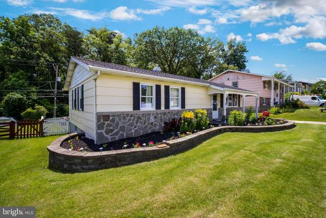 6725 Fordcrest Road, BALTIMORE, MD 21237 (#MDBC2000258) :: ExecuHome Realty