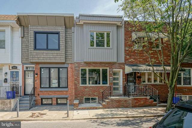 2609 S Hutchinson Street, PHILADELPHIA, PA 19148 (#PAPH2000790) :: Bowers Realty Group