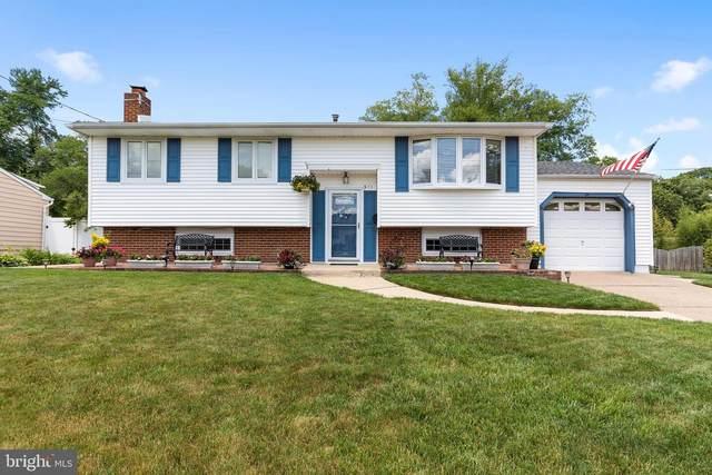 611 Hobart Drive, LAUREL SPRINGS, NJ 08021 (MLS #NJCD2000192) :: The Dekanski Home Selling Team