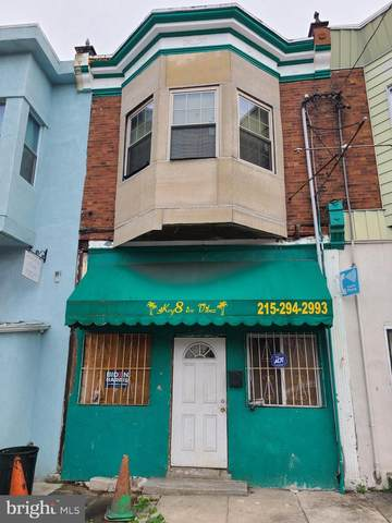 1412 S 52ND Street, PHILADELPHIA, PA 19143 (#PAPH2000417) :: Tom Toole Sales Group at RE/MAX Main Line