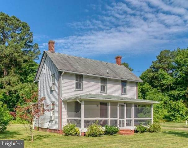 4992 Skinners Neck Road, ROCK HALL, MD 21661 (#MDKE2000016) :: The MD Home Team