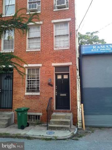 879 Tyson Street, BALTIMORE, MD 21201 (#MDBA2000171) :: Integrity Home Team