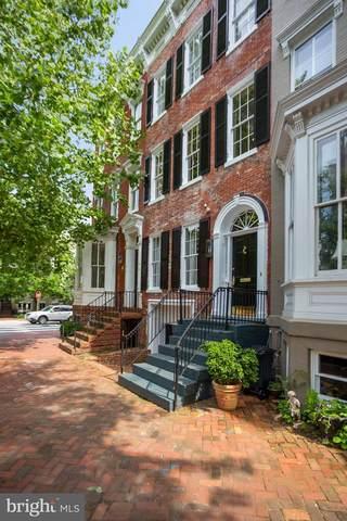 3102 P Street NW, WASHINGTON, DC 20007 (#DCDC2000466) :: Coleman & Associates