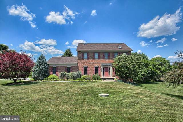 761 Burnt House Road, CARLISLE, PA 17015 (#PACB2000092) :: Iron Valley Real Estate