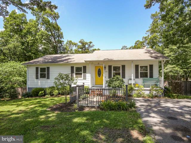 110 Grove Court, STEPHENS CITY, VA 22655 (#VAFV2000056) :: Sunrise Home Sales Team of Mackintosh Inc Realtors